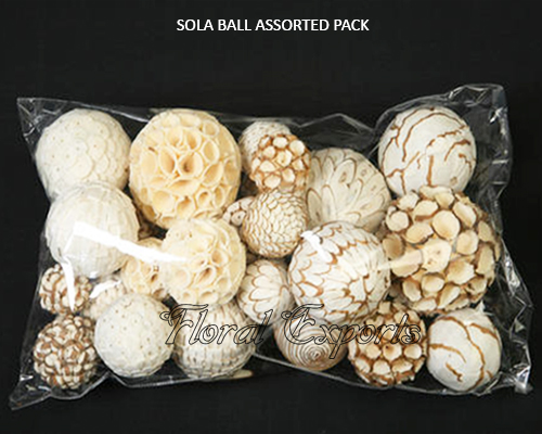 Sola Ball Assorted-Bowl Fillers Balls