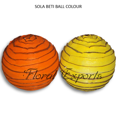 Sola Beti Ball Colour-Sola Decorative Ball