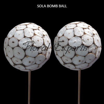 Shola Bomb Ball with Stick-Shola Balls