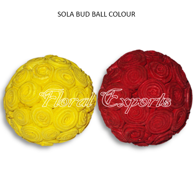 Shola Bud Ball Colour-Shola Deco Balls