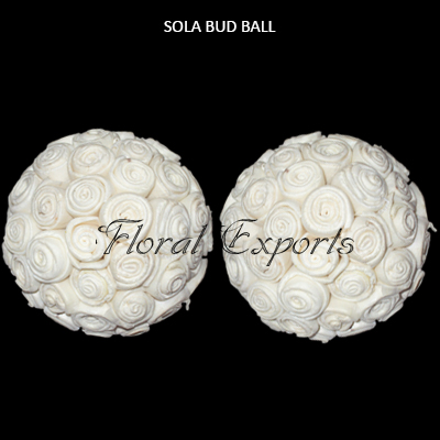 Sola Bud Ball Natural-Sola Balls