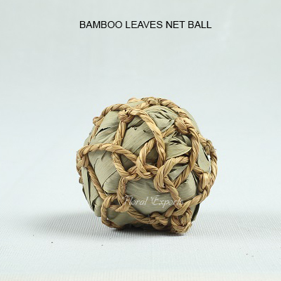 Bamboo LVS Net Ball - Decorative Balls Wholesale
