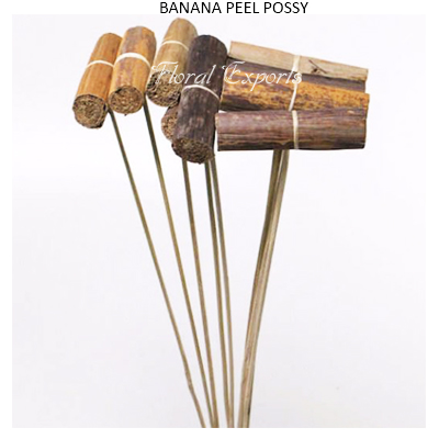 Banana Peel Bossy Natural on Stick