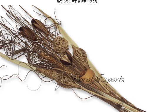 Dried Exotics Bouquet