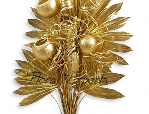Dried Bouquet Gold