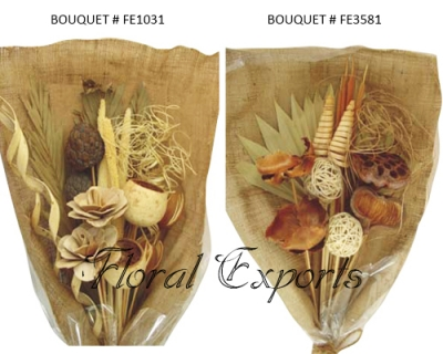 Dried Flowers Bouquets - Wholesale Dried Flowers