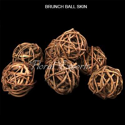 Brunch Ball with Skin Natural - Wholesale Brunch Balls