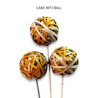 Cane Beti Balls Multy Colour - Wholesale Bowl Fillers Balls