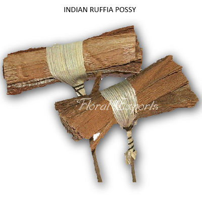 Raffia Bundle Possy - Wholesale Decorative Bowl Fillers