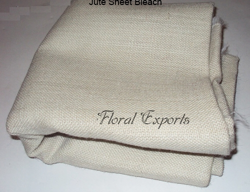 Jute Hessian Cloth Bleach