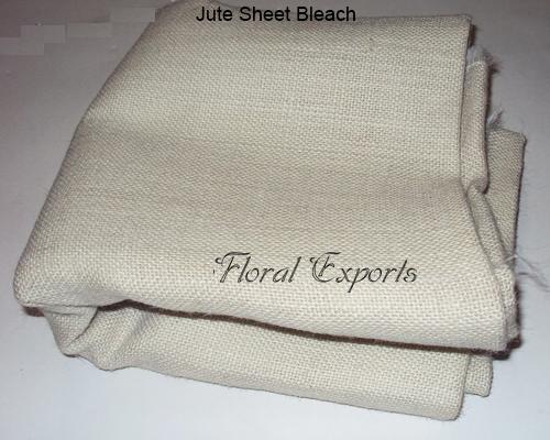 Jute Hessian Cloth Bleach - Jute Fabrics - Jute Fabrics Manufacturer, Supplier & Wholesaler
