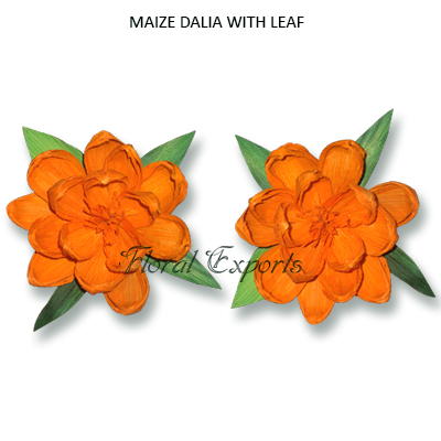 Maize Dahlia 10cm With LVS Colour