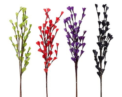 Palm Flowers Tree Colour - Wholesale Decorative Branches