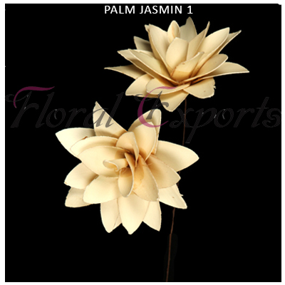 Palm Jasmin Flowers - Bulk Handmade Flowers Wholesale