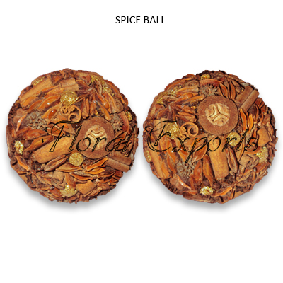 Spice Balls 10cm - Spice Balls Decorations