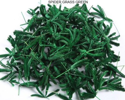 Spider Grass Lt Green