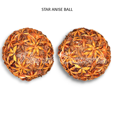 Star Anise Ball - Decorative Spice Balls