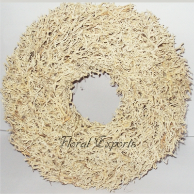 Dry Tree Wreath - Christmas Wreath Decorations