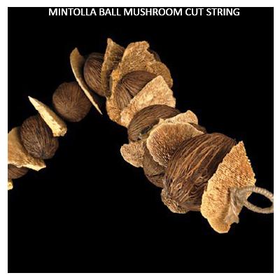 Mintolla Ball Mushroom String (Garland)