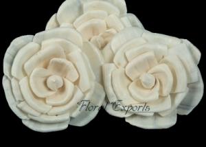 Sola Design Rose 6cm Flower - Bulk Eco Flowers Wholesale supplies