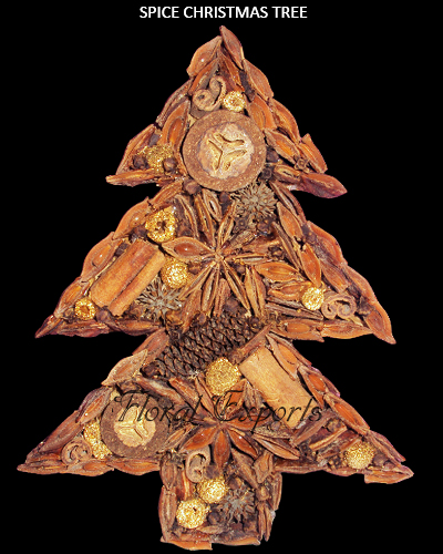 Spice Christmas Tree - Christmas Decorations