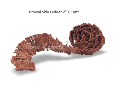 "Browni Skin Ladder 2"" X 1mtr - Small Bird Toys"