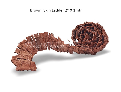 "Browni Skin Ladder 2"" X 1mtr – Small Bird Toys"