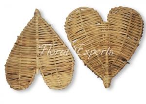 Lata Heart & Leaf Head - Parrot Bird Toy