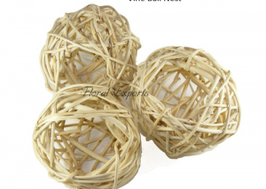 Vine Ball Nest - Munch Nest Bird Toy